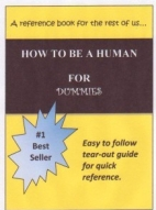 how-to-be-human-for-dummies