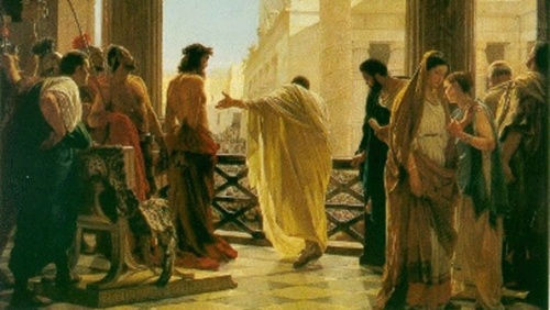jesus condemned